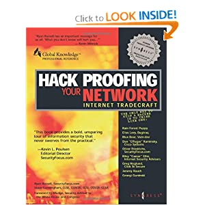 Hack Proofing Your Network: Internet Tradecraft Ryan Russell