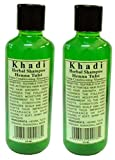 Khadi Herbal Henna Tulsi Shampoo (twin) 420ml