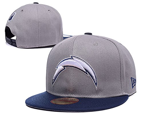 san-diego-chargers-snapbacks-hats-adjustable-men-womens-football-caps-grey-one-size
