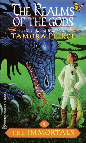 The Realms of the Gods (The Immortals #4), Tamora Pierce