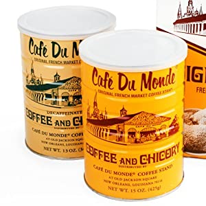 Coffee and Chicory by Cafe du Monde
