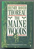 The Maine Woods (0060914041) by Thoreau, Henry David