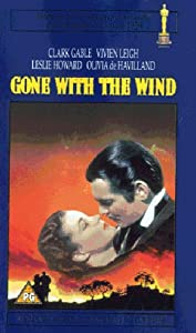 Gone with the Wind [VHS] [1939] [1940]