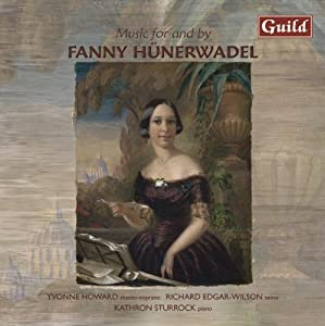 Music for & By Fanny Hunerwadel