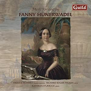 Music for & By Fanny Hunerwade
