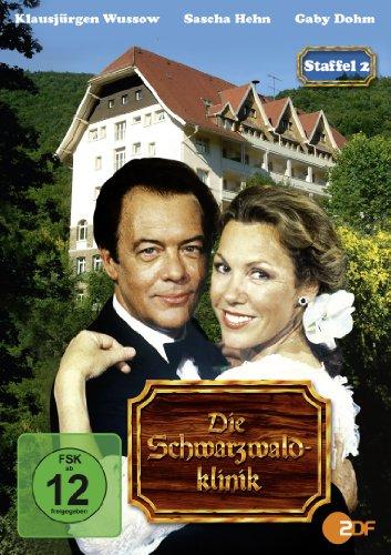 Die Schwarzwaldklinik, Staffel 2 (Jumbo-Amaray 4 DVDs)