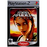 Lara croft - tomb raider : legend - platinumpar Square Enix