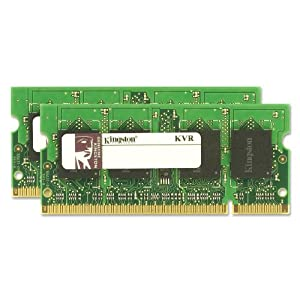 Kingston ValueRAM  667MHz DDR2 Notebook Memory