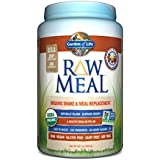 Garden Of Life Raw Meal - Beyond Organic Meal Replacement Formula Vanilla Spiced Chai 2.5 lbs