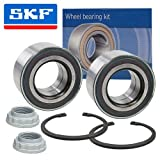 1x GENUINE SKF Wheel Bearing Kit Rear Axle BMW 1 SERIES E81 123d 130i 06-12, E87 123d 130i + CONVERTIBLE E88 135i COUPE E82 123d 135i M 2005-, 3 SERIES E90 + CONVERTIBLE E93 COUPE E92 TOURING E91 316 d i 318 d i 320 d i si xd 325 d i 330 d i 335 d i xi M