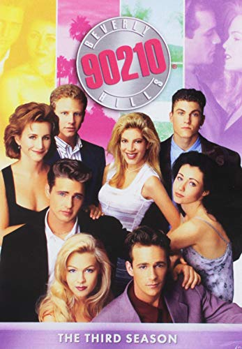 DVD : Beverly Hills 90210: The Third Season (Boxed Set, Full Frame, Amaray Case, Repackaged, 8PC)
