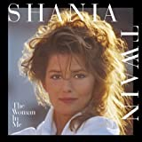 Disco de Shania Twain - The Woman in Me (Anverso)