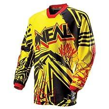 O'Neal Mayhem Roots Downhill Jersey Gentlemen red/yellow Size