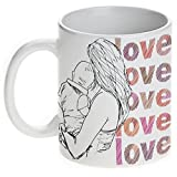 Love Love Lovely MOM Mug