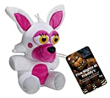 Funko Five Nights at Freddys Funtime Foxy Plush, 6""