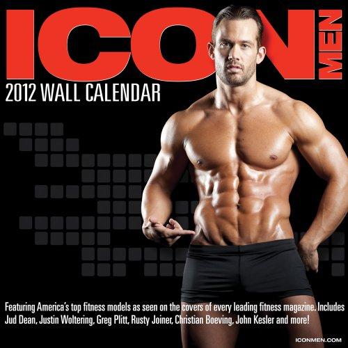 Icon Men 2012 Calendar