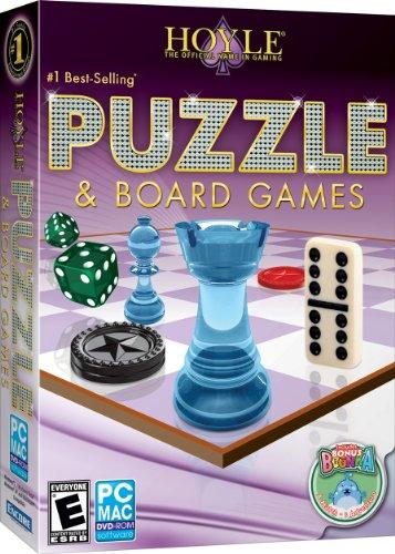 Encore Hoyle Puzzle & Board Games 2011 front-990379