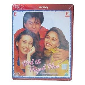 Amazoncom Dil to pagal hai  Bollywood Movie Shahrukh