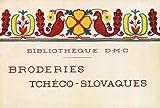 アンティークDMC刺しゅう図案集 刺しゅうで旅するヨーロッパ1 ~かわいいチェコスロヴァキア~ (アンティークDMC復刻図案シリーズ)