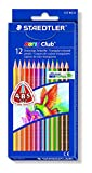 Toy - Staedtler 127 NC12 Buntstifte Noris Club Inhalt 12