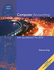 Computer Accounting with QuickBooks by Donna Kay
