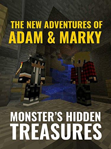 The New Adventures of Adam & Marky: Monster's Hidden Treasures