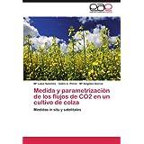 Medida y parametrización de los flujos de CO2 en un cultivo de colza: Medidas in situ y satelitales