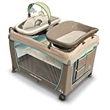 Ingenuity Washable Playard with Dream Centre Sahara Burst Ingenuity