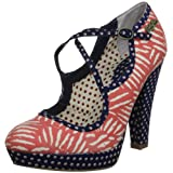 Ruby Shoo Viv Platforms Heels