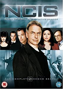 NCIS - Naval Criminal Investigative Service - Season 2 [UK Import]