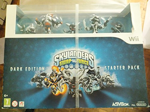 Skylanders SWAP FORCE Dark Edition Starter Pack Wii