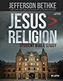Jesus Is Greater Than Religion, Member Book