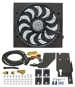 Derale 20161 Jeep Wrangler Direct Fit Electric Fan Kit