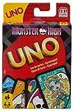 Mattel T8233 - UNO Monster High, Kartenspiel von Mattel