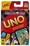 Mattel T8233 - UNO Monster High, Kart...