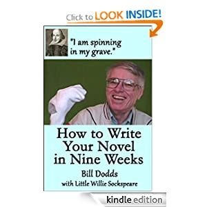 How to Write Your Novel in Nine Weeks