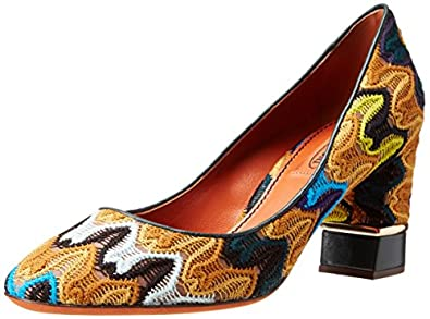 Missoni Women's Dress Pump,Multi,7 M US