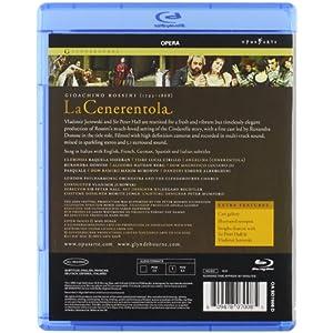 Rossini : La Cenerentola [Blu-ray] [Import anglais]