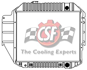 CSF Radiator 2 ROW/AMR 2279