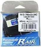 Panaracer(パナレーサー) RacingTube R'AIR [W/O 700x23~28C] 仏式ロングバルブ(48mm) TW723-28LF-RA