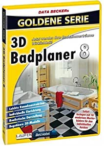 3d badplaner 8 software. Black Bedroom Furniture Sets. Home Design Ideas
