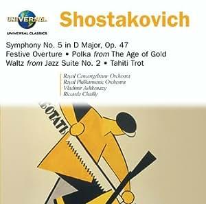 Symphony 5 / Festive Overture