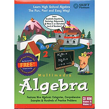 COSMI Multimedia Algebra (Windows)