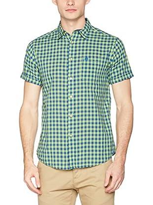 Springfield Camisa Hombre (Verde)