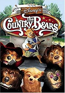 Cover of &quot;The Country Bears&quot;