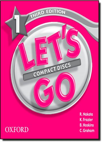 Let's Go: 1: Audio CDs (2): Level 1