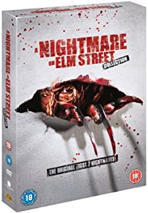 A Nightmare On Elm Street Collection [DVD] [2011]