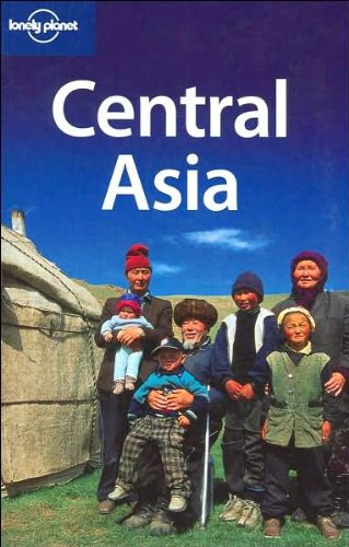 Central Asia 4 (Travel Guide)