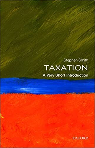 Taxation: A Very Short Introduction (Very Short Introductions)