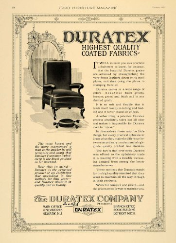 1920-ad-duratex-company-newark-coated-fabric-furniture-original-print-ad